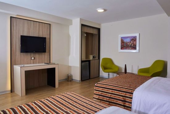 Double Superior Room