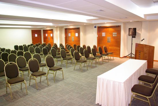 Rio Amazonas Meeting Room