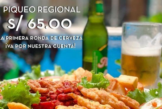 Piqueo  Regional